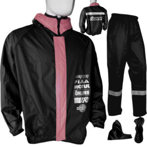impermeable tipo icon