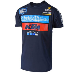 Camiseta Troy Lee Ktm