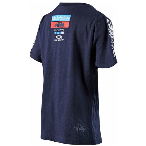 Camiseta Troy Lee Ktm