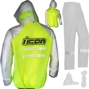 Impermeable Icon