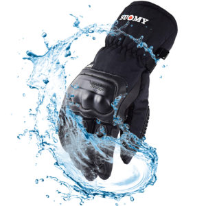 Guantes Impermeables Suomy