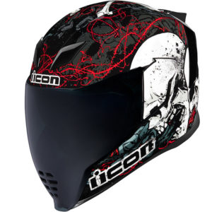Casco Icon Airflite Skull
