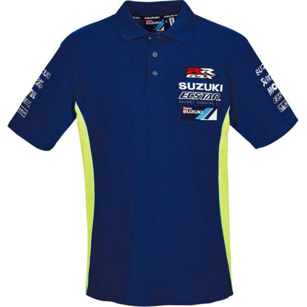 Camisa Polo Suzuki Gsxr