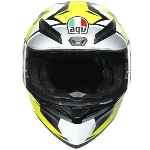 Casco Agv K1 Mir 2018