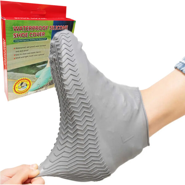 Zapaton Impermeable Siliconado